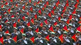 Iranische Revolutionsgarden erwarten keinen Bodenangriff