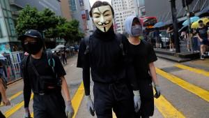 Hongkonger Gericht will Notstandsrecht prüfen lassen