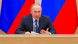 Putin verspricht Mindestlohn