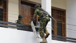 Acht Verhaftungen nach Anschlägen