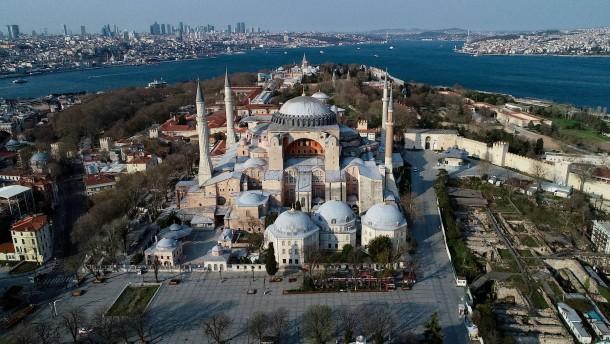 Doch wieder eine Moschee?