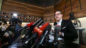 Strache beendet politische Karriere