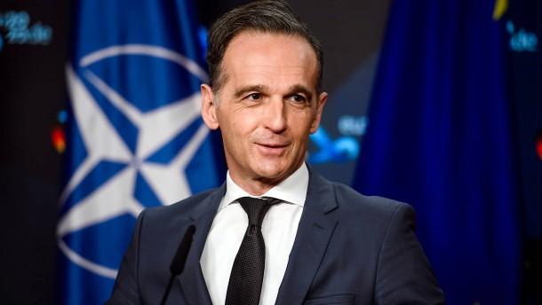 Maas will gemeinsame China-Politik mit Washington