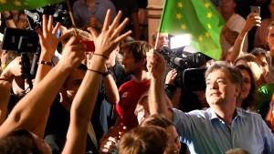 Die Grünen und die Angst vor Dracula