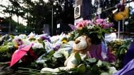 Niederländer gedenken der Opfer von Flug MH17