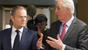 Der EU-Gipfel soll eine Katastrophe vermeiden