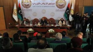 """Libysches Parlament wirft Ministerpräsident """"Hochverrat"""" vor"""