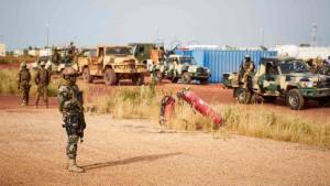 "Viele Tote bei ""Terrorangriff"" in Mali"