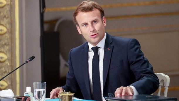 Hat Frankreichs Präsident die Justiz beeinflusst?