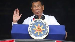 Duterte bittet Obama um Entschuldigung