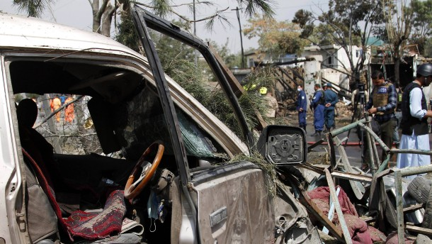 Anschlag auf Taliban-Kritiker in der afghanischen Regierung
