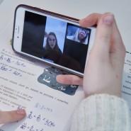 Homeschooling: Eine polnische Schülerin erhält zu Hause in Danzig virtuellen Unterricht.
