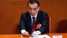 Ministerpräsident Li im Amt bestätigt