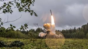 Russland weist Vorwürfe der Vertragsverletzung zurück