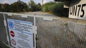 Kongress will Embargo gegen Zypern beenden