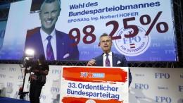 Die FPÖ stellt sich für die Zukunft auf