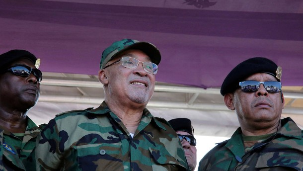 Surinam vor Machtwechsel?