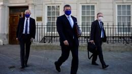 """Eine """"Waffenruhe"""" zwischen London und Brüssel"""