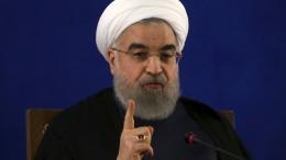Iran droht Aufrüstung an