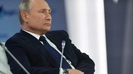 Russischer Putin-Verdruss