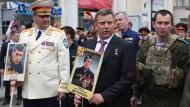 Moskaus angekündigte Provokation