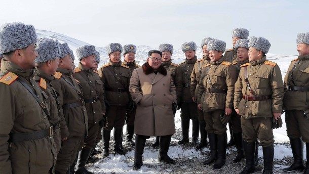 Kim beruft Treffen des Zentralkomitees ein