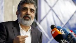 Iran klagt gegen amerikanische Sanktionen