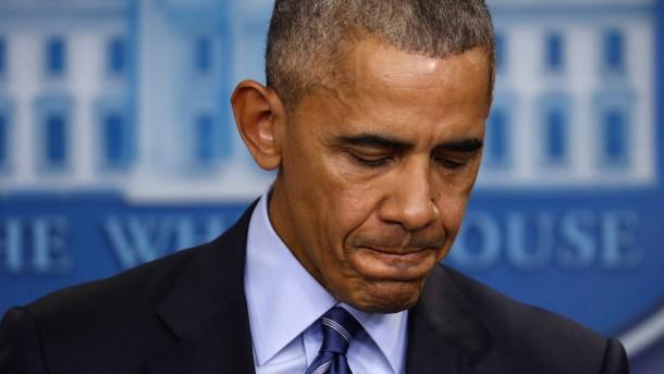 Was Barack Obama hinterlässt
