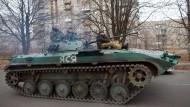 Feuerpause in Ostukraine verlängert