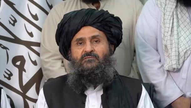 Taliban benennen Regierung