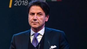 Wissenschaftler Conte soll neuer Ministerpräsident werden
