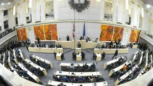 Neuwahl in Österreich am 29. September