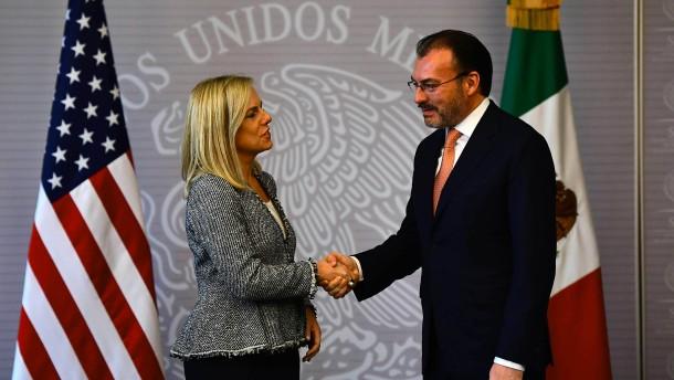 Das hält Mexiko von Trumps Nationalgarde