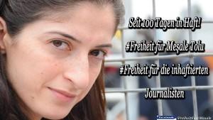 Meşale Tolu weiter in Türkei in Haft