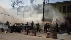 Höchststand bei Zahl getöteter Zivilisten