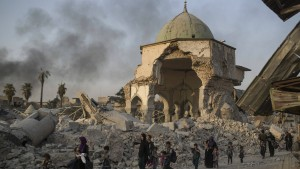 Sieg über IS in Mossul steht offenbar kurz bevor
