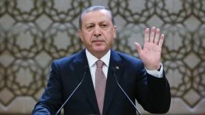 Präsidialamt relativiert Erdogans Hitler-Vergleich