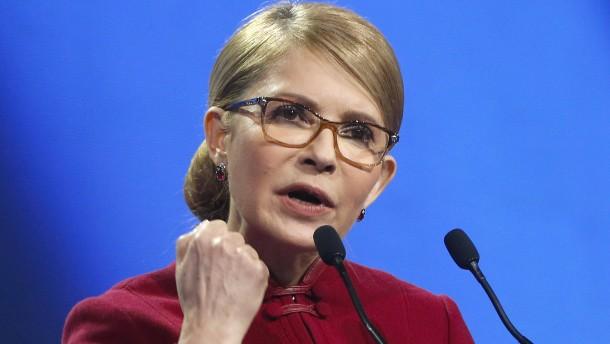 """""""Die Sanktionen gegen den Aggressor sollten verstärkt werden"""""""