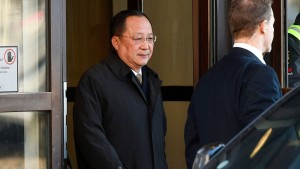 Schweden und Nordkorea schließen Gespräche ab