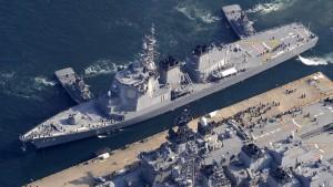 Japan plant Verstärkung der Raketenabwehr