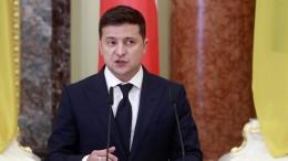 Selenskyj schlägt Putin Treffen im Donbass vor
