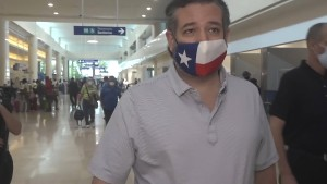 Wie Ted Cruz dem Winter in Texas entkommen wollte