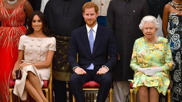 Alte weiße Monarchie?