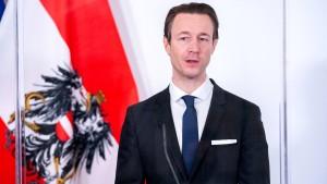 Durchsuchung bei Österreichs Finanzminister
