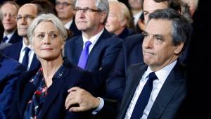 Fillon zahlte Frau und Kindern fast eine Million Euro