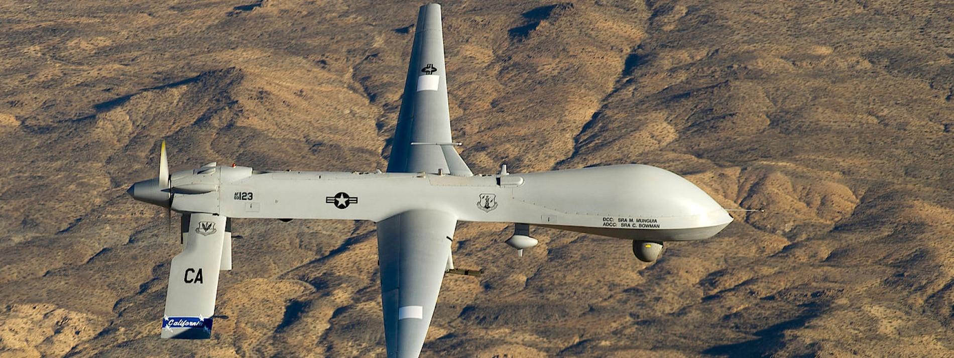 Pakistanischer Terrorist angeblich bei Drohnenangriff getötet