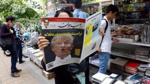 Iran ist das Hauptproblem – nicht Trump