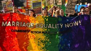 """Will auch Australien die """"Ehe für alle""""?"""