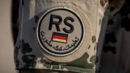 Iran dementiert Verbindungen zu Bundeswehrberater