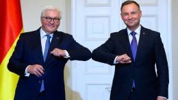 Steinmeier und Duda würdigen Nachbarschaftsvertrag
